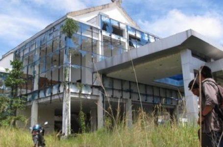 Pembangunan Kantor Bupati Melawi Rp29,9 Miliar
