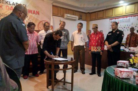 Panwaslu Sanggau Ajak Masyarakat Tolak Politik Uang