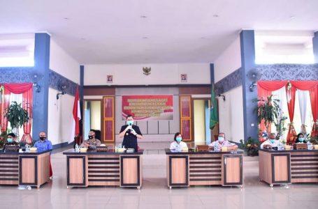 Pjs Bupati Pimpin Rakor Pilkada