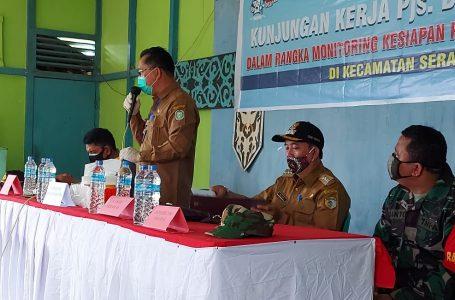 Masyarakat Nanga Serawai Diminta Sukseskan Pelaksanaan Pilkada