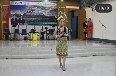 Sintang Tuan Rumah Festival Kabupaten Lestari