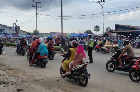 Ramadhan Tahun Ini, Kota Nanga Pinoh Ramai