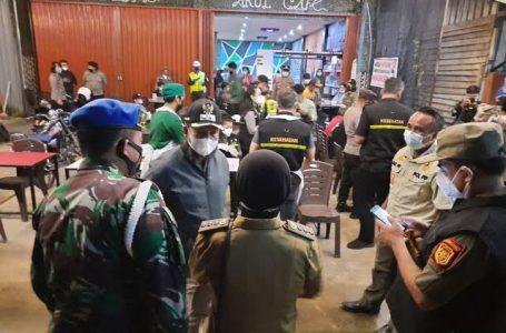 Wabup Sintang: Razia Prokes Bukan untuk Menyusahkan Pengusaha Warkop