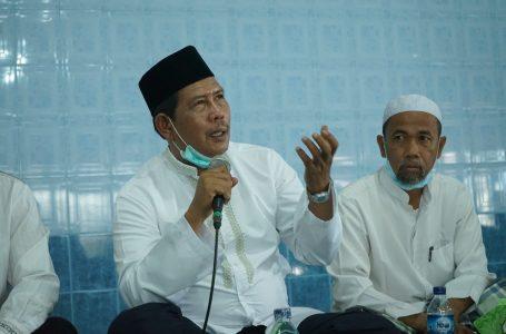 Masjid Babul Mu'minin Jadi Icon Teluk Batang