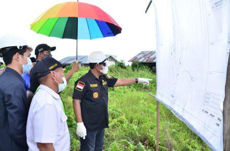 Kayong Utara Bangun Pintu Air di Pulau Maya