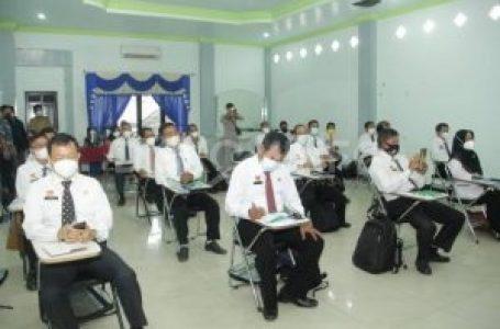 Sanggau Gelar Diklat Subtansi Calon Pengawas Sekolah, Wakil Bupati Pesan Ini