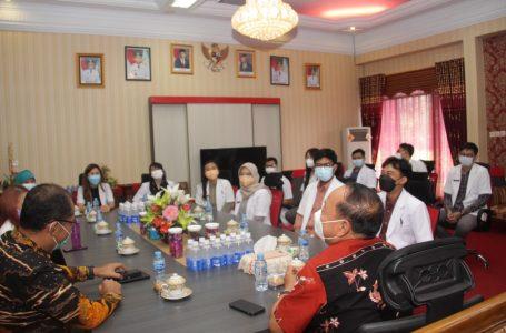 12 Dokter Ikuti Program Internsip di Sanggau