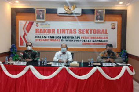 Wakil Bupati : Jaga Kamtibmas Sanggau