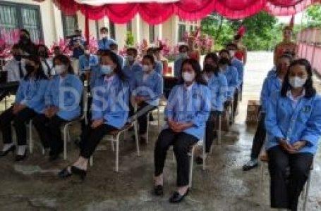 Sebanyak 112 Mahasiswa Polnep PKKMB di Sanggau